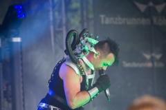 Heldmaschine / 29.07.2018 / Amphi Festival