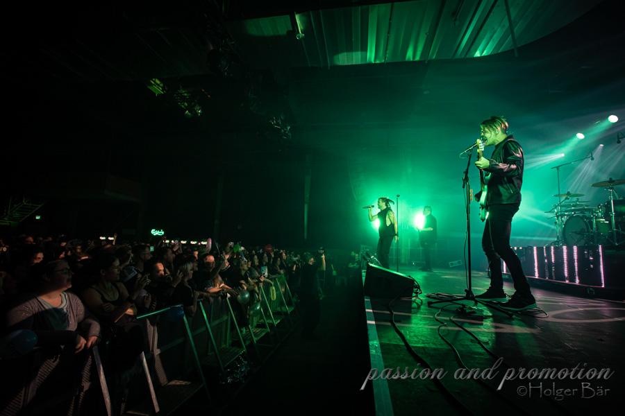 The Rasmus / 02.10.2019 / Köln