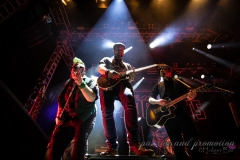 The O'Reillys and the Paddyhats / 24.02.2019 / Wacken Winter Nights